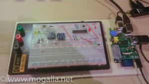 Bild: Experimentierboard