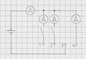 Bild: Stromstossrelais Messungen